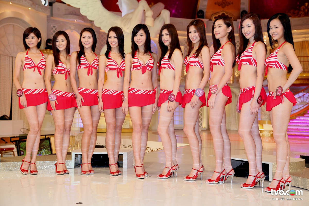 Miss hong kong beauty pageant