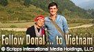 Follow Donal ... to Vietnam (ENG/CHI)