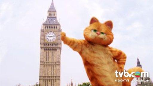 加菲猫2 - 相片 - tvb.com