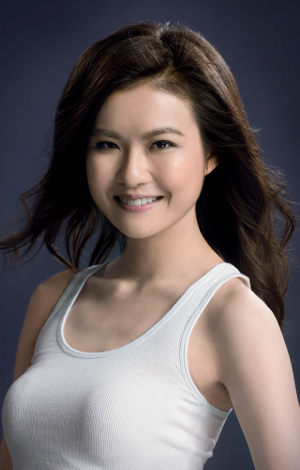《2013香港小姐競選》候選佳麗-李曉東