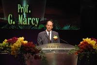 2005年邵逸夫天文學獎得獎人傑弗里‧馬西教授