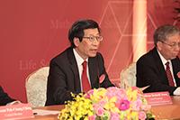 邵逸夫獎理事會主席及評審會副主席楊綱凱教授公佈2018年得獎者名單<br />