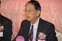 Welcome address by Professor Lin Ma, Shaw Prize Council Member, at the Press Conference 2011