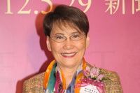 Mrs Mona Shaw, Chairperson of The Shaw Prize Foundation