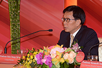 Announcement of the Shaw Laureates 2016 by Professor Pak-Chung Ching, Shaw Prize Council Member