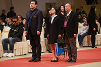 Mr Jin-Xian XU, Deputy Director, Hong Kong, Macau and Taiwan Affairs Office of Ningbo University (First from the left)<br />