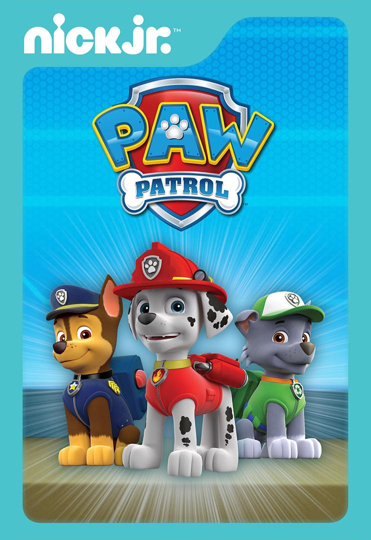 Paw Patrol S1 Mytv Super